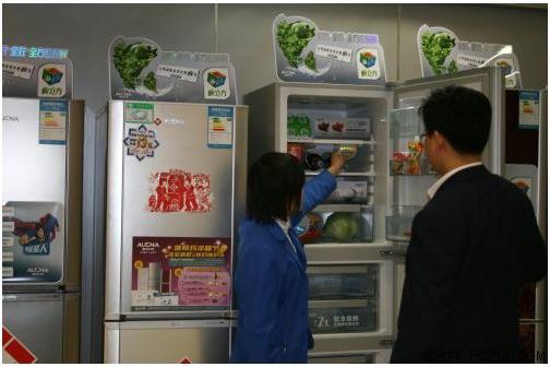 感恩节活动澳柯玛冰箱主打节能