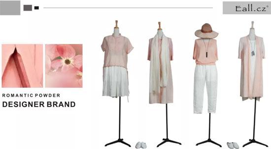 资讯生活Eall.cz意澳品牌女装 2018夏季的流行色