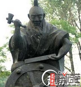 """资讯生活【图】""""车王""""奚仲:造了世界上第一辆用马拉的木制车"""