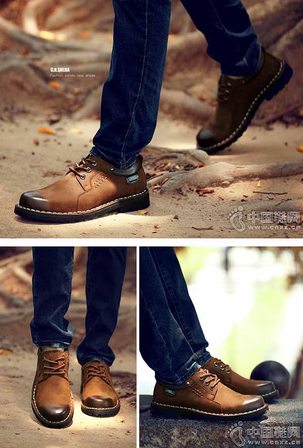 资讯生活公牛世家男鞋品牌 让你穿出经典品位