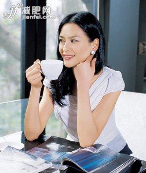 黑咖啡减肥法 让OL一周瘦四斤