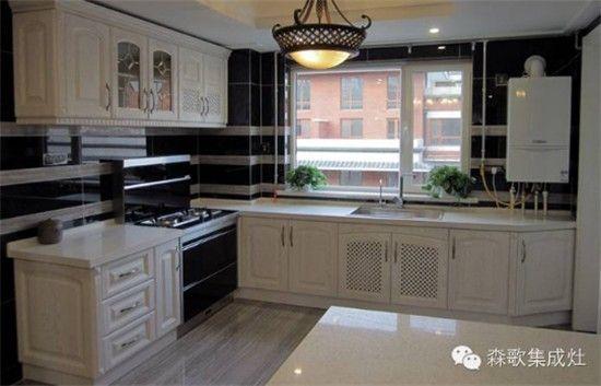 森歌告诉你如何合理利用厨房空间【热点生活】