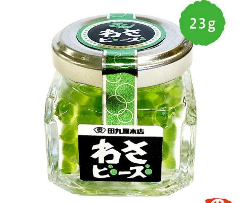 日本有一种用芥末做成的绿色鱼子酱火爆的不像话
