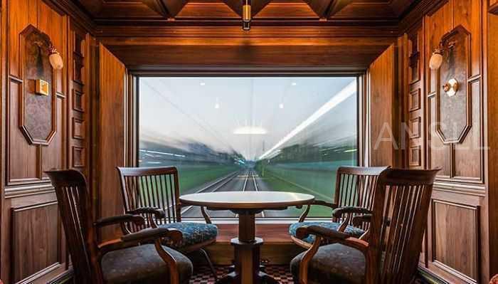日本的卧铺列车普通的外表下却承载了另一种奢华的旅行体验