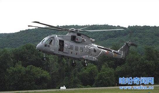 世界上最豪华的直升机美国总统的专用直升机VH71241亿美元